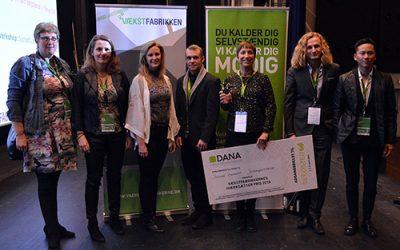 Nominering til Vækstfabrikkernes Iværksætterpris 2018